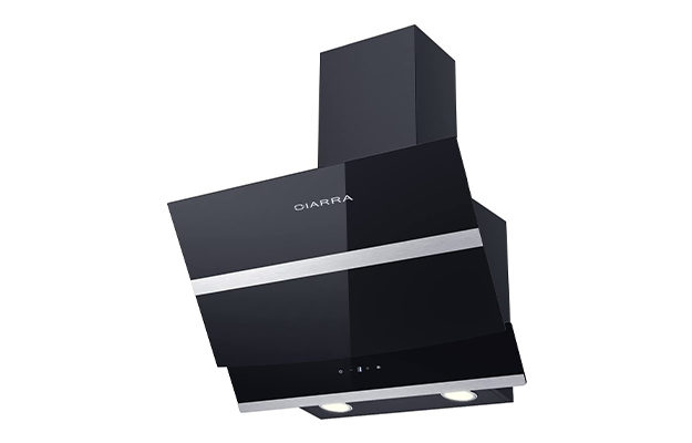 CIARRA CBCB6736N Touch Control Angled Cooker Hood