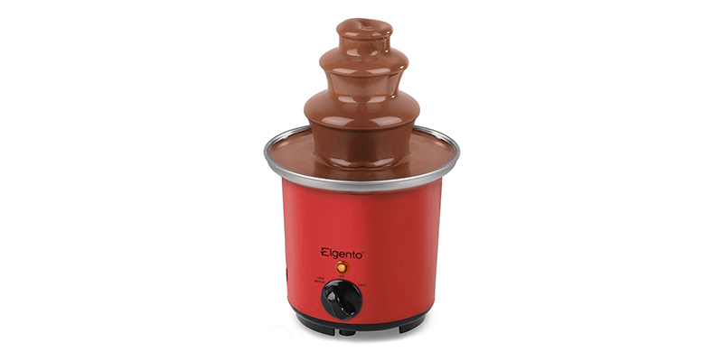 Elgento E26005R 3-Tier Mini Chocolate Fountain