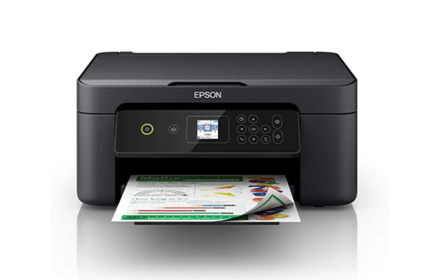 Epson Expression Home XP-3100 Print-Scan-Copy Wi-Fi Printer