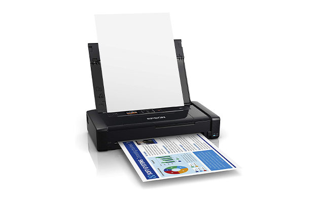 Epson WorkForce WF-110W Portable Inkjet Printer