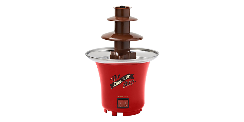 Global Gizmos 50990 Chocolate Fountain
