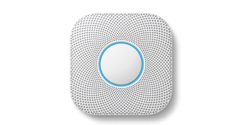 Google Nest Protect 2nd Generation Smoke + Carbon Monoxide Alarm (Wired)