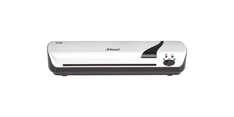 Rexel Style A4 Home and Office laminator White 2104511