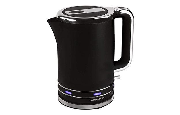 Andrew James Lumiglo Electric Cordless Fast Boil Illuminated Jug Kettle