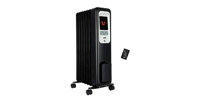 Ansio Oil Filled Radiator Heater with 11 Fins