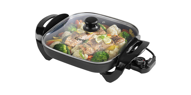 Elgento Non-Stick Electric Frying Pan