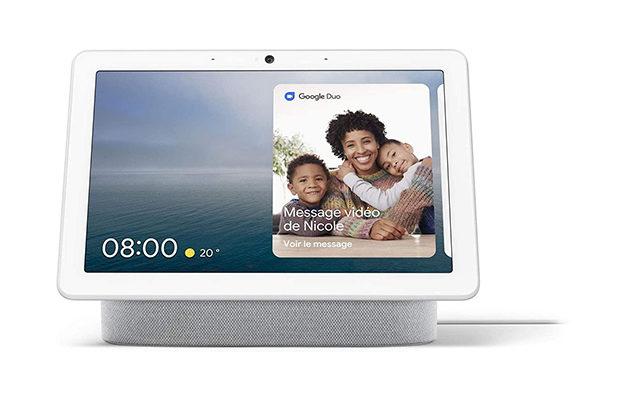 Google - Nest Hub Max Smart Hub