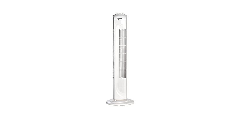 Igenix - DF0030 Oscillating Tower Fan