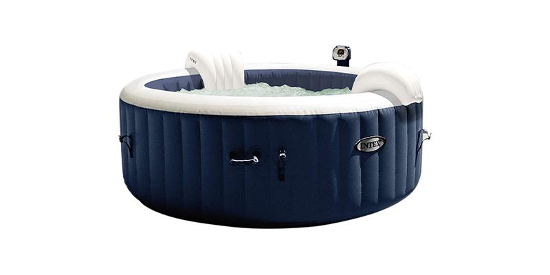 Intex Pure Spa Plus - 4 Person Bubble Therapy Hot Tub