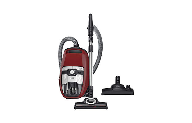 Miele - 10661220 Blizzard CX1 Cat and Dog PowerLine Bagless Vacuum Cleaner