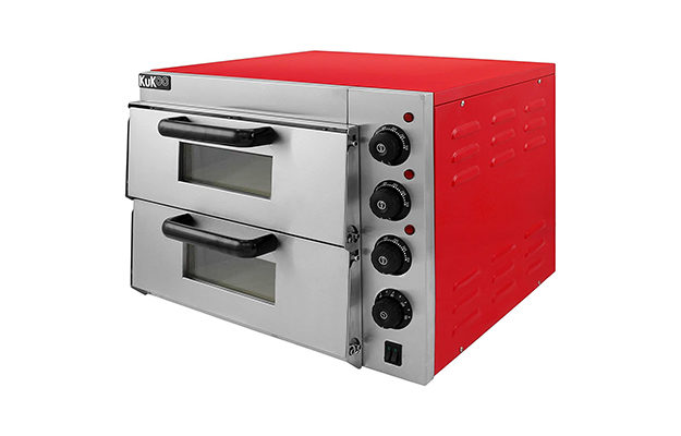 MonsterShop - Commercial 3000W Electric Pizza Oven