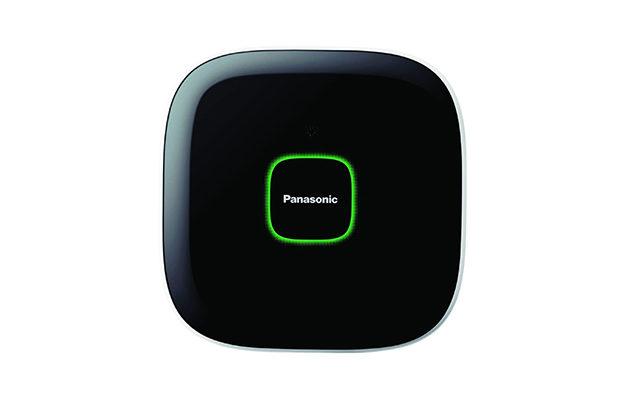Panasonic - Smart Home KX-HNB600EW Hub