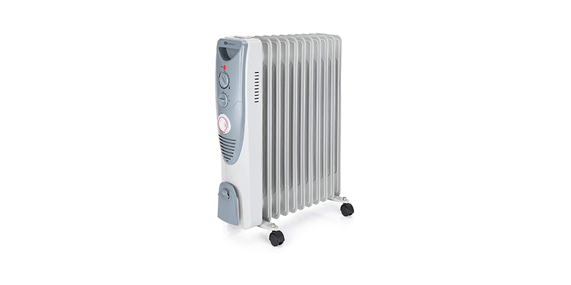 PureMate - 2500W Oil Filled Electric Radiator