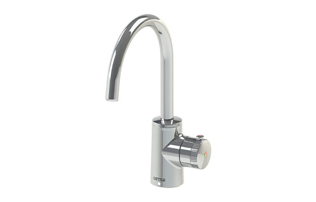 QETTLE Mini 2-in-1 Instant Boiling Water Tap