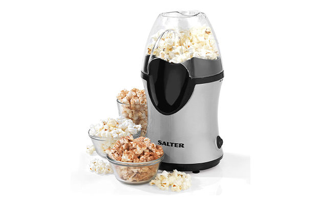Salter EK2902 Fat-Free Electric Hot Air Popcorn Maker 1200 W
