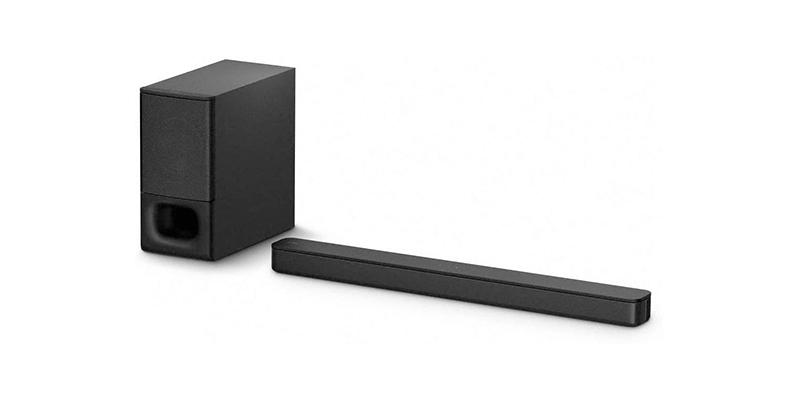 Sony - HT-SD35 Bluetooth 2.1 Sound Bar