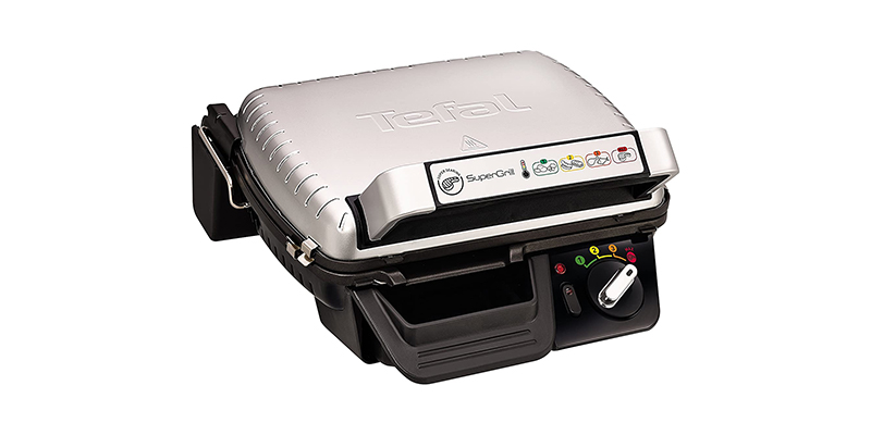 Tefal - GC450B27 Super Grill 2-in-1