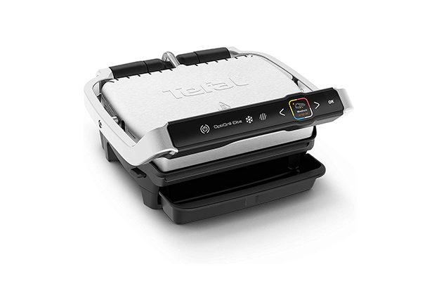 Tefal - OptiGrill Elite GC750D40 Intelligent Health Grill