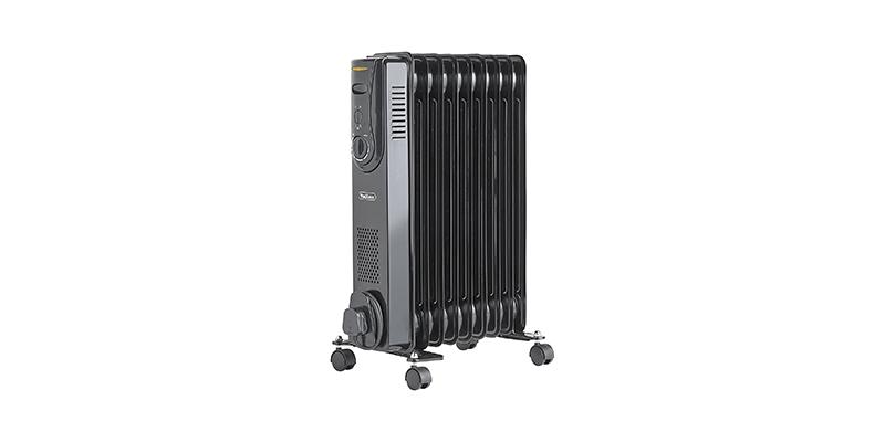 VonHaus - 2000W-2KW Freestanding Oil Filled Radiator