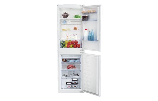 Beko BCSD150 Integrated 50-50 Fridge Freezer