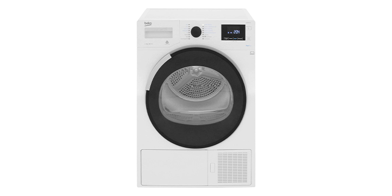 Beko DPHR8PB561W 8Kg Heat Pump Dryer