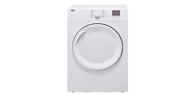 Beko DTGV8000W 8Kg Vented Tumble Dryer