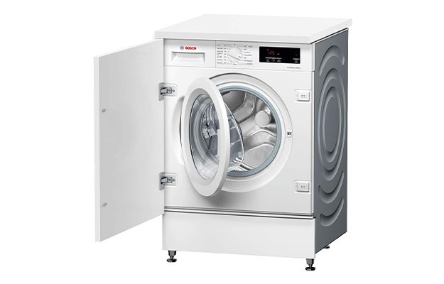 Bosch Serie 6 WIW28301GB Integrated 8Kg Washing Machine with 1400 rpm