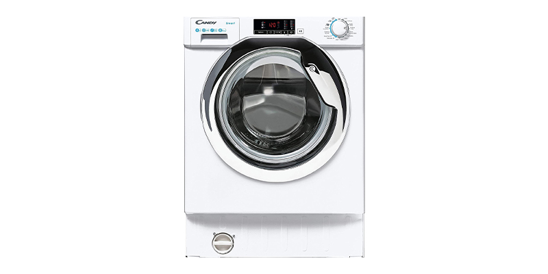 Candy CBW48D1XCE/1 Integrated 8Kg Washing Machine with 1400 rpm