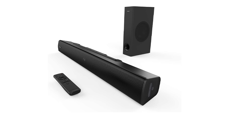Creative Stage V2 2.1 Soundbar with Subwoofer