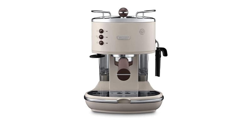 DeLonghi Icona Vintage ECOV311BG Espresso Coffee Machine