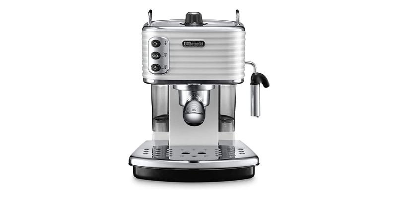 DeLonghi Scultura ECZ351W Espresso Coffee Machine