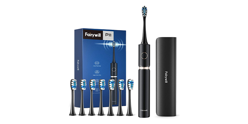 Fairywill Pro P11 Sonic Electric Toothbrush