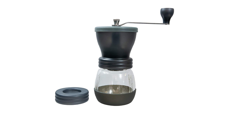 Hario Hand Coffee Grinder with Ceramic Burrs