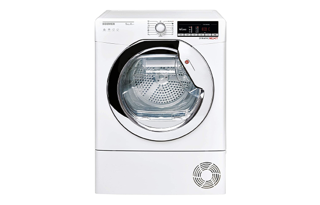 Hoover Dynamic Next DXOH9A2TCE Wifi Connected 9Kg Heat Pump Dryer