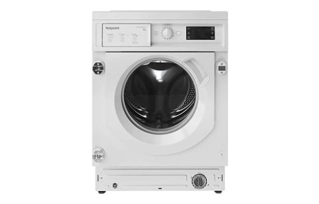 Hotpoint BIWMHG81484UK Integrated 8Kg Washing Machine with 1400 rpm