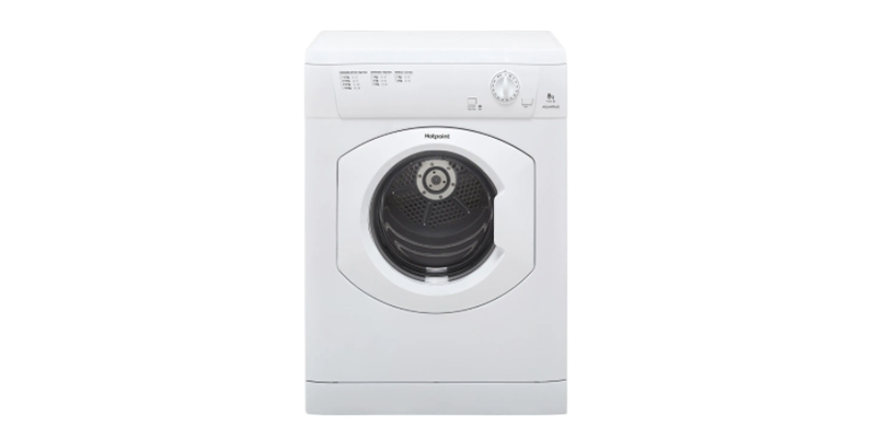 Hotpoint TVHM80CP 8Kg Vented Tumble Dryer