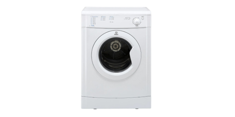 Indesit Eco Time IDV75 7Kg Vented Tumble Dryer