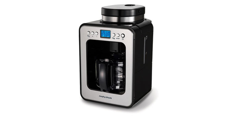 Morphy Richards Evoke Grind & Brew 162100 Bean to Cup Coffee Machine