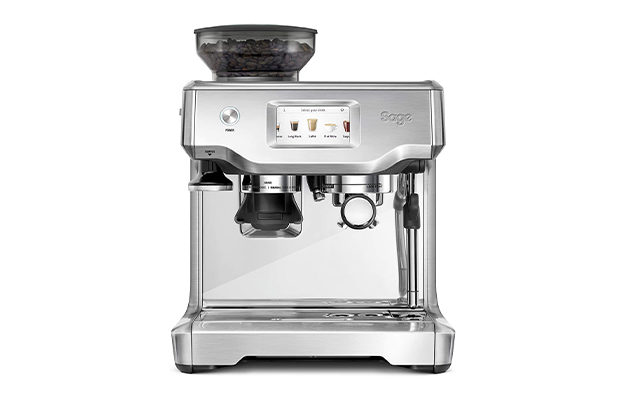 Sage The Barista Touch SES880BSS Bean to Cup Coffee Machine