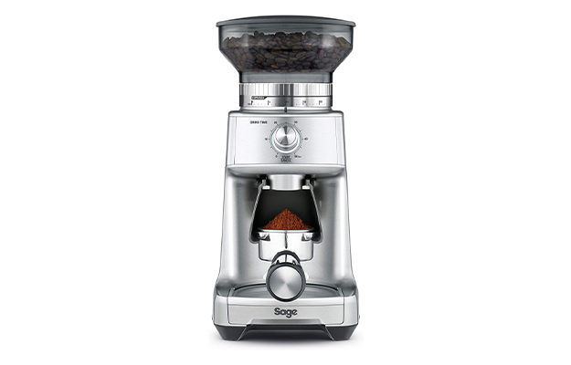 Sage The Dose Control Pro BCG600SIL Coffee Grinder