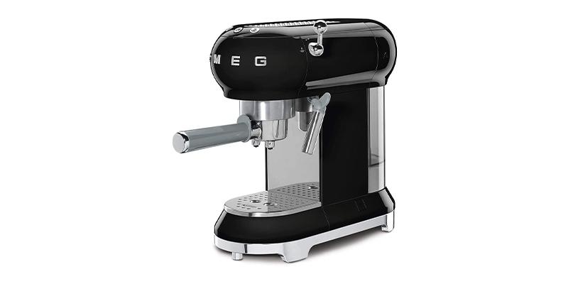 Smeg 50s Retro ECF01BLUK Espresso Coffee Machine