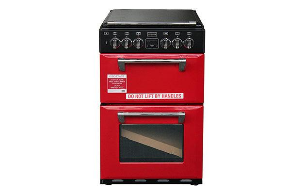Stoves Mini RICHMOND550DFW 55cm Dual Fuel Cooker