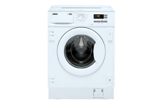 Zanussi Z714W43BI Integrated 7Kg Washing Machine with 1400 rpm
