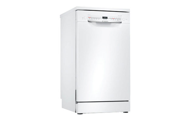 Bosch Serie 2 SPS2IKW04G Wifi Connected Semi Integrated Slimline Dishwasher