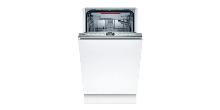 Bosch Serie 4 SPV4EMX21G Wifi Connected Fully Integrated Slimline Dishwasher