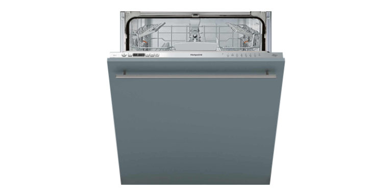 Hotpoint HIO3C26W Fully Integrated Standard Dishwasher