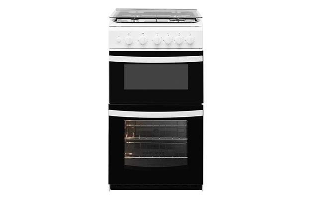 Indesit Cloe ID5G00KMW/L 50cm Gas Cooker