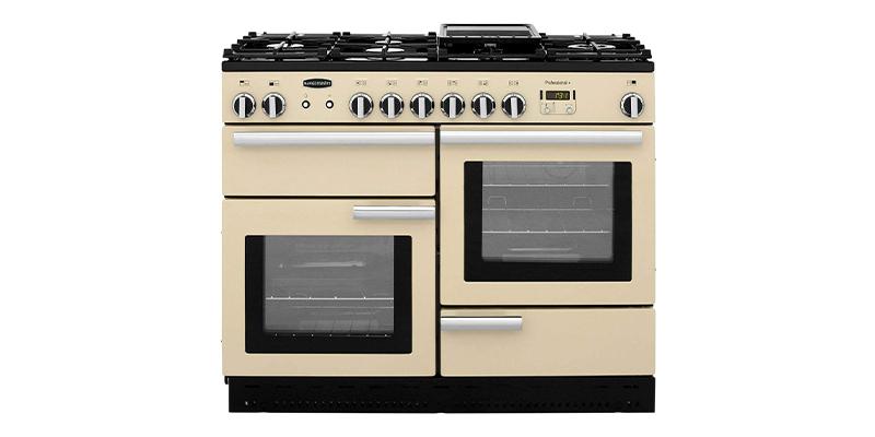 Rangemaster Professional Plus PROP110NGFSS/C 110cm Gas Range Cooker