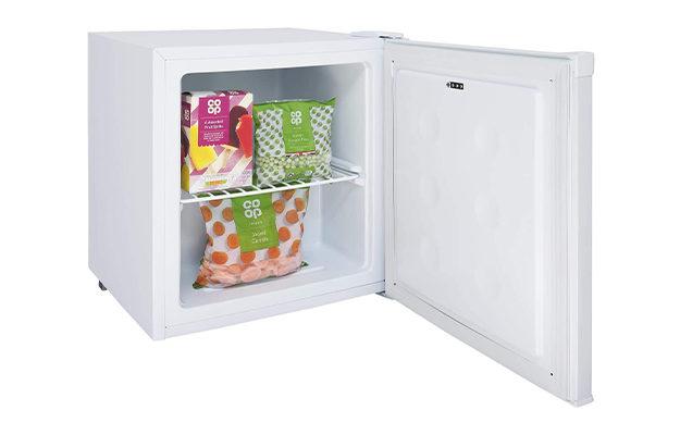 SIA AMZTT02WH 39L Table Top Mini Freezer