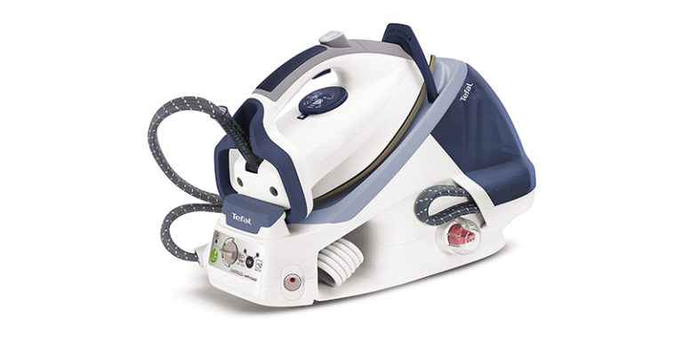Tefal Express Anti-Scale GV7466 Pressurised Steam Generator Iron